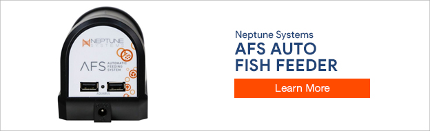 Neptune Systems AFS Auto Fish Feeder