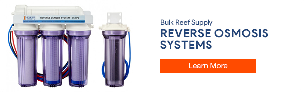 Bulk Reef Supply RO/DI Systems
