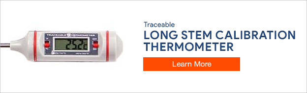 Traceable Calibration Thermometer