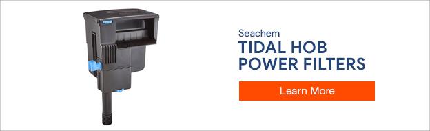 Seachem Tidal HOB Power Filters