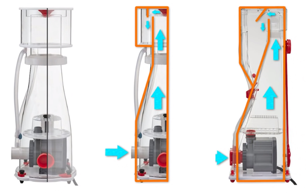 Bubble Magus Protein Skimmers Design