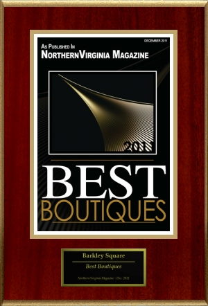 Northern Virginia Magazine Best Boutique 2011