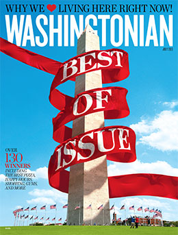 Washingtonian Magazine Best of 2013