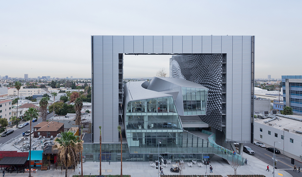 1422488408 exterior shot of the center from west sunset blvd.jpg