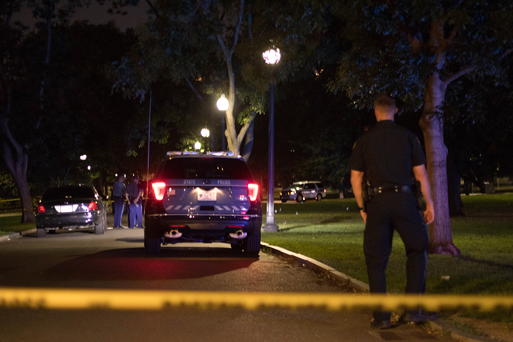 Questioned, Released After Young Man Shot On Boston Common