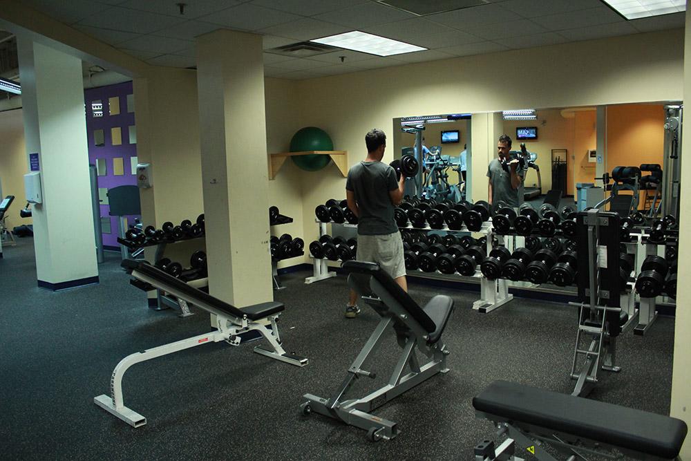 Gym walsh
