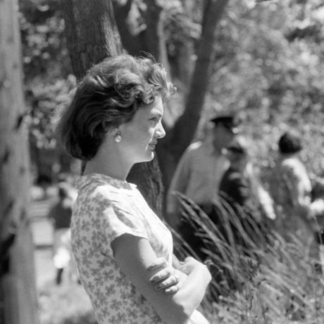 Thumb 460 1024px jackie kennedy by toni frissell  1957