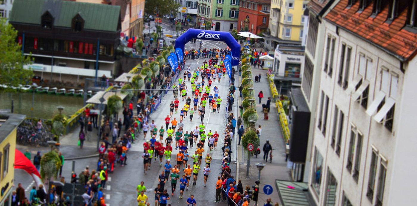 Run the Bluegrass Half Marathon