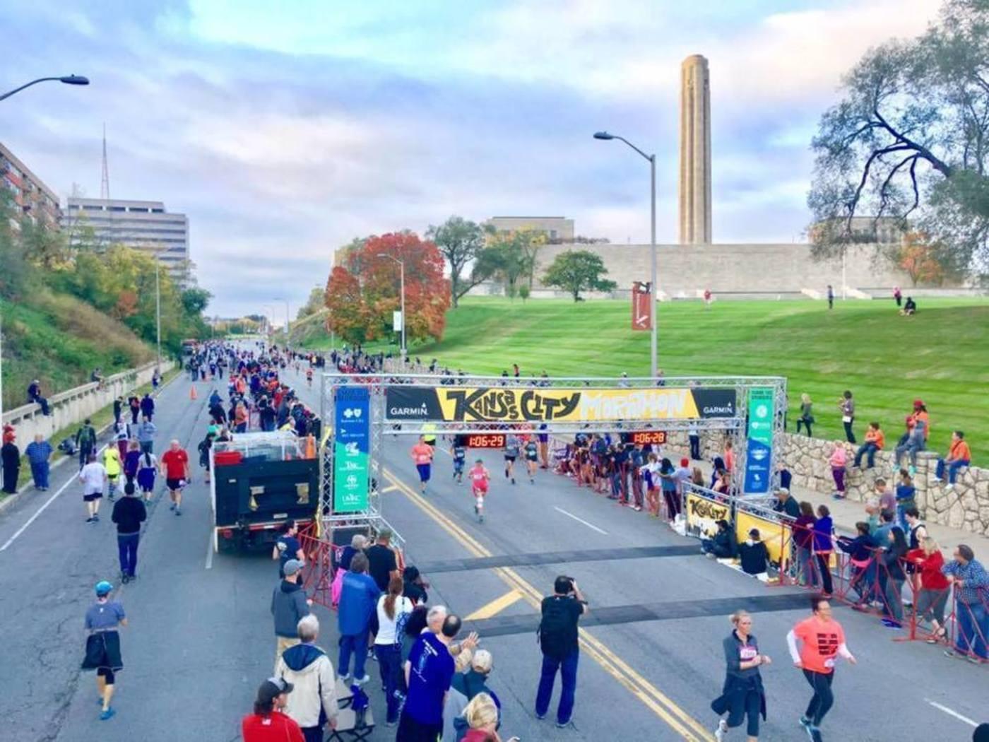 Kansas City Marathon presented by Garmin