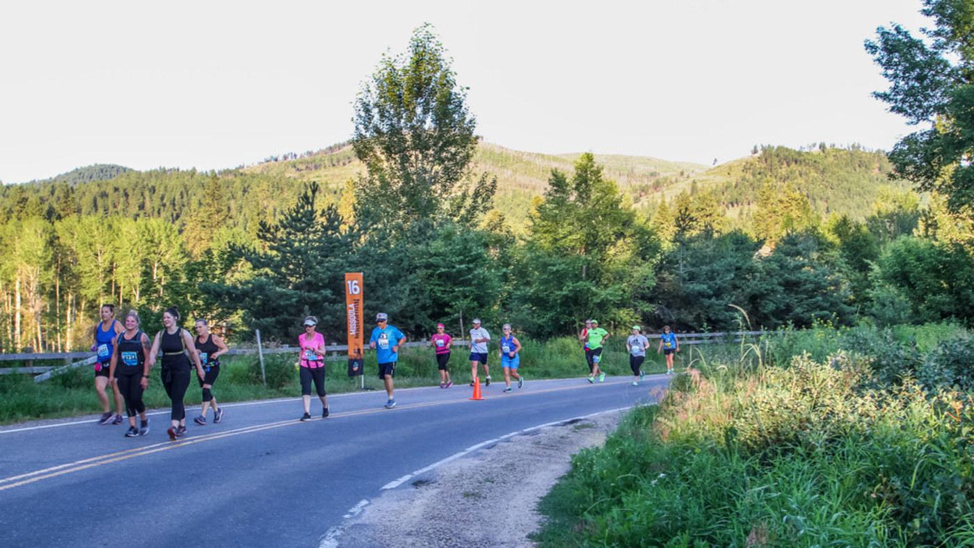 Missoula Half Marathon