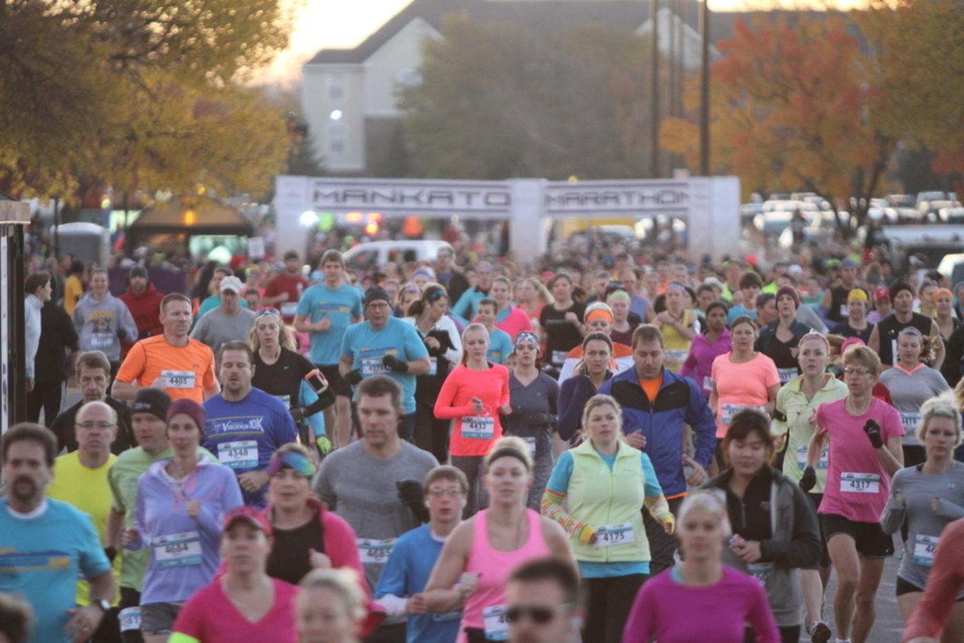 Mankato Half Marathon