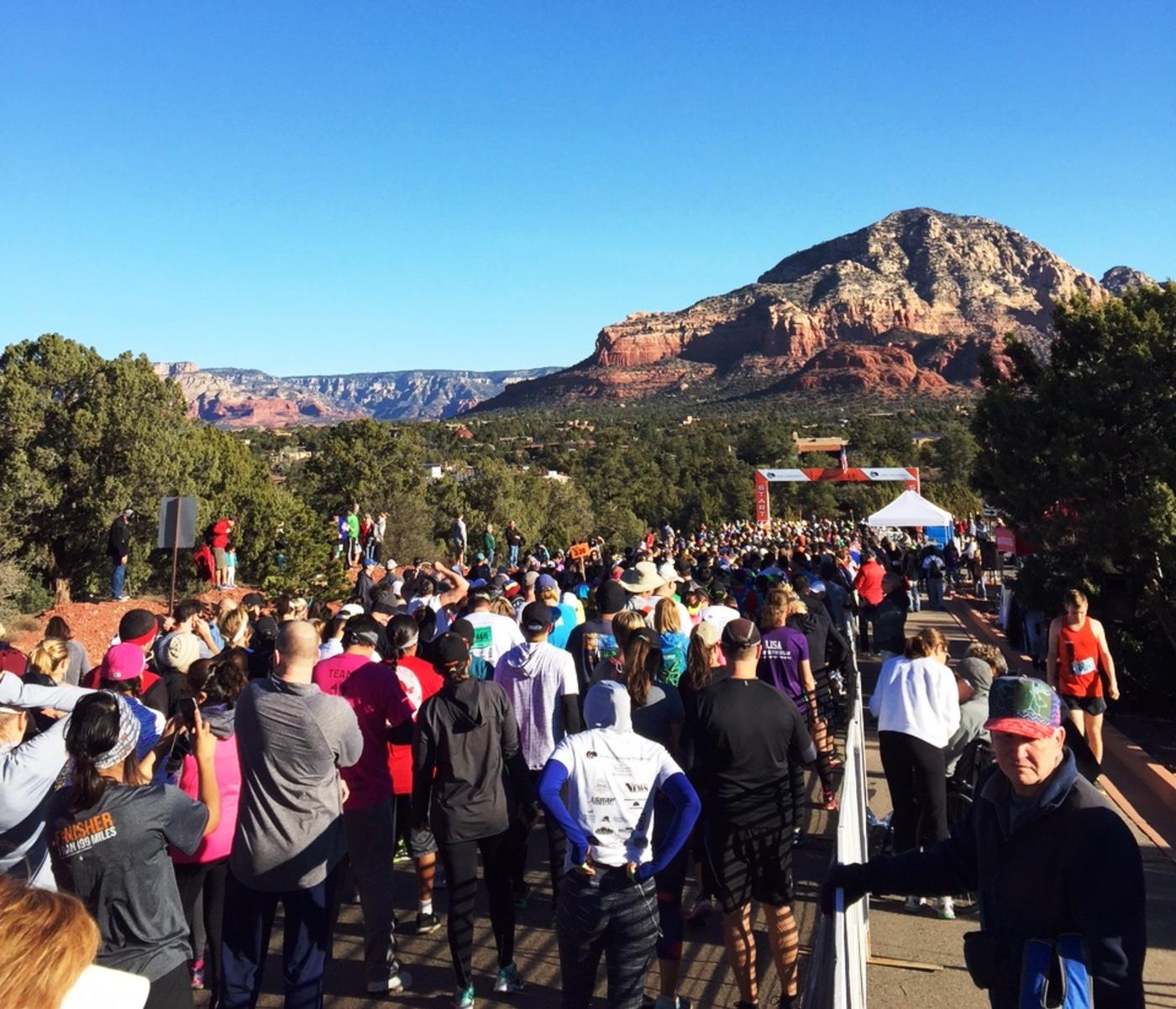 Sedona Marathon 10K