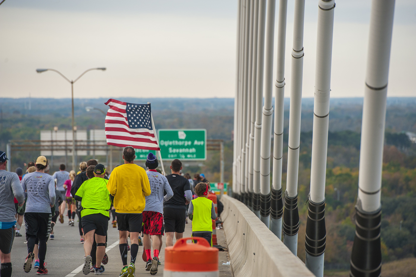 Enmarket Savannah Bridge Run 5K