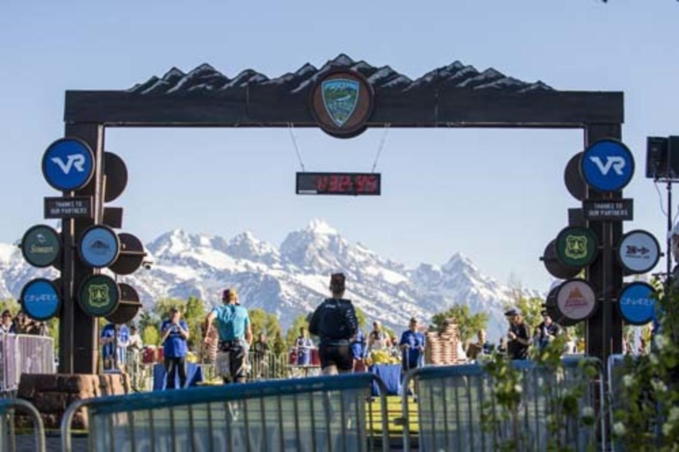 Grand Teton Half Marathon