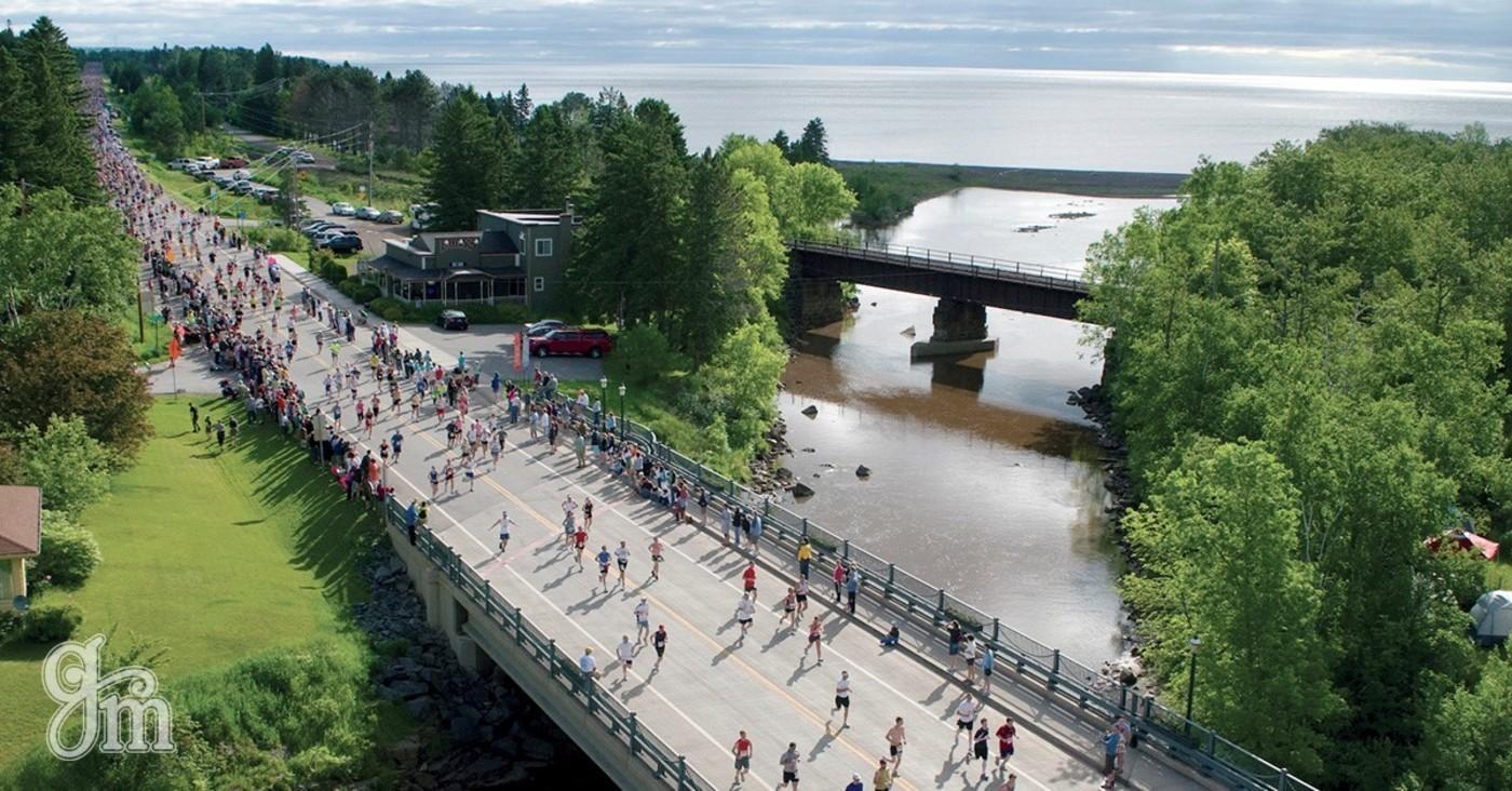Garry Bjorklund Half Marathon