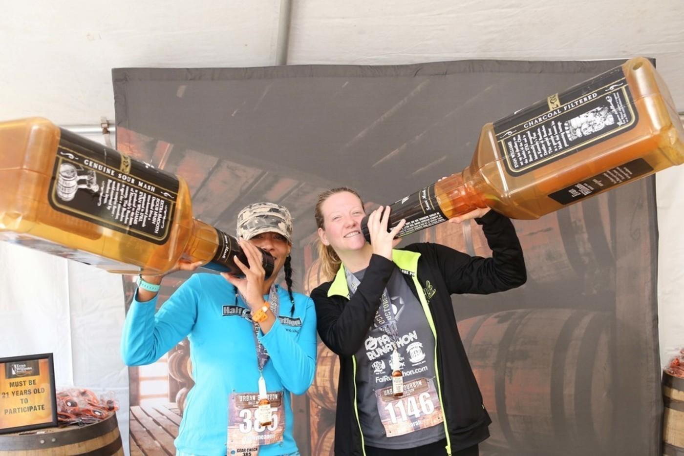 Urban Bourbon Half Marathon presented by Jim Beam®