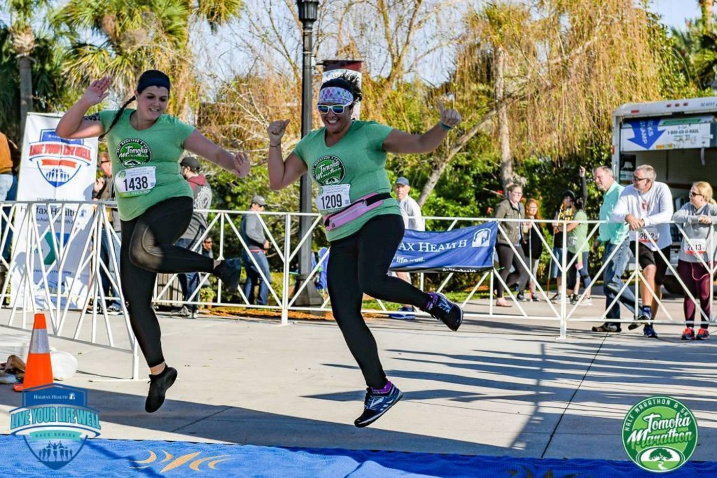 Tomoka Marathon