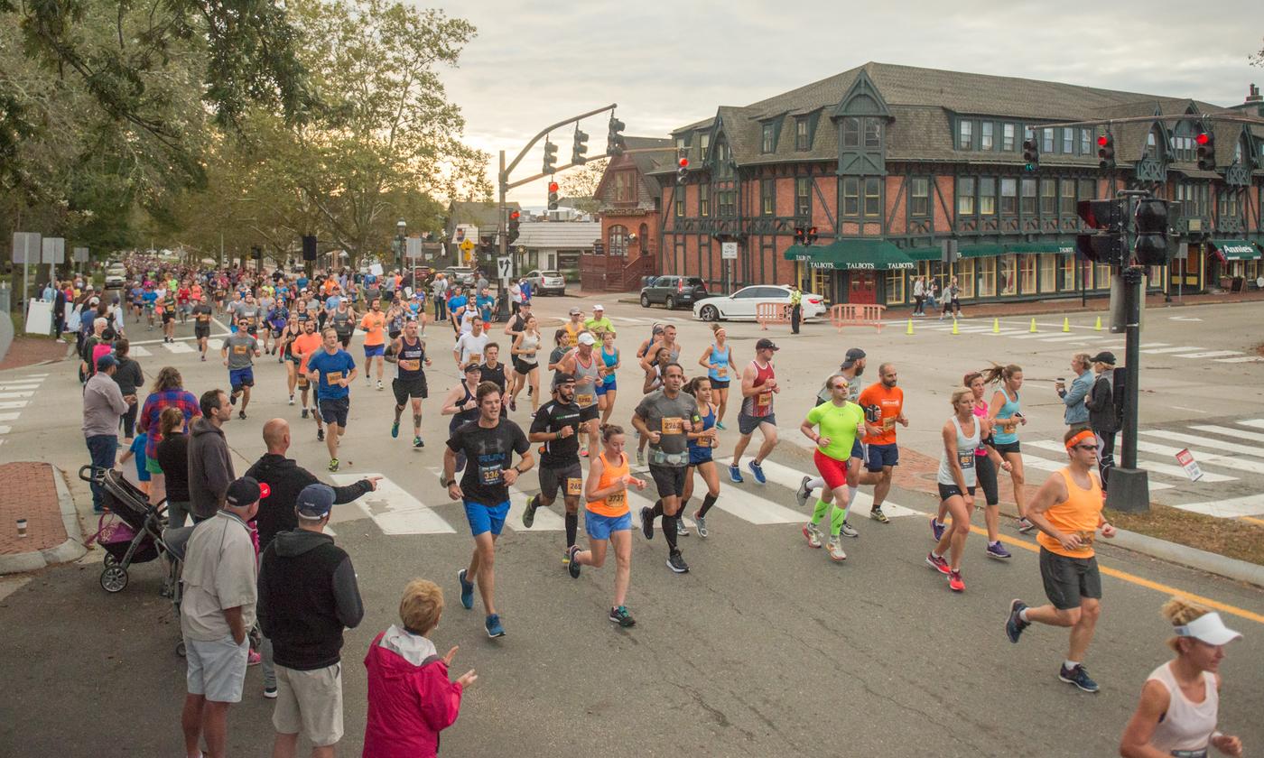 Amica Newport Half Marathon