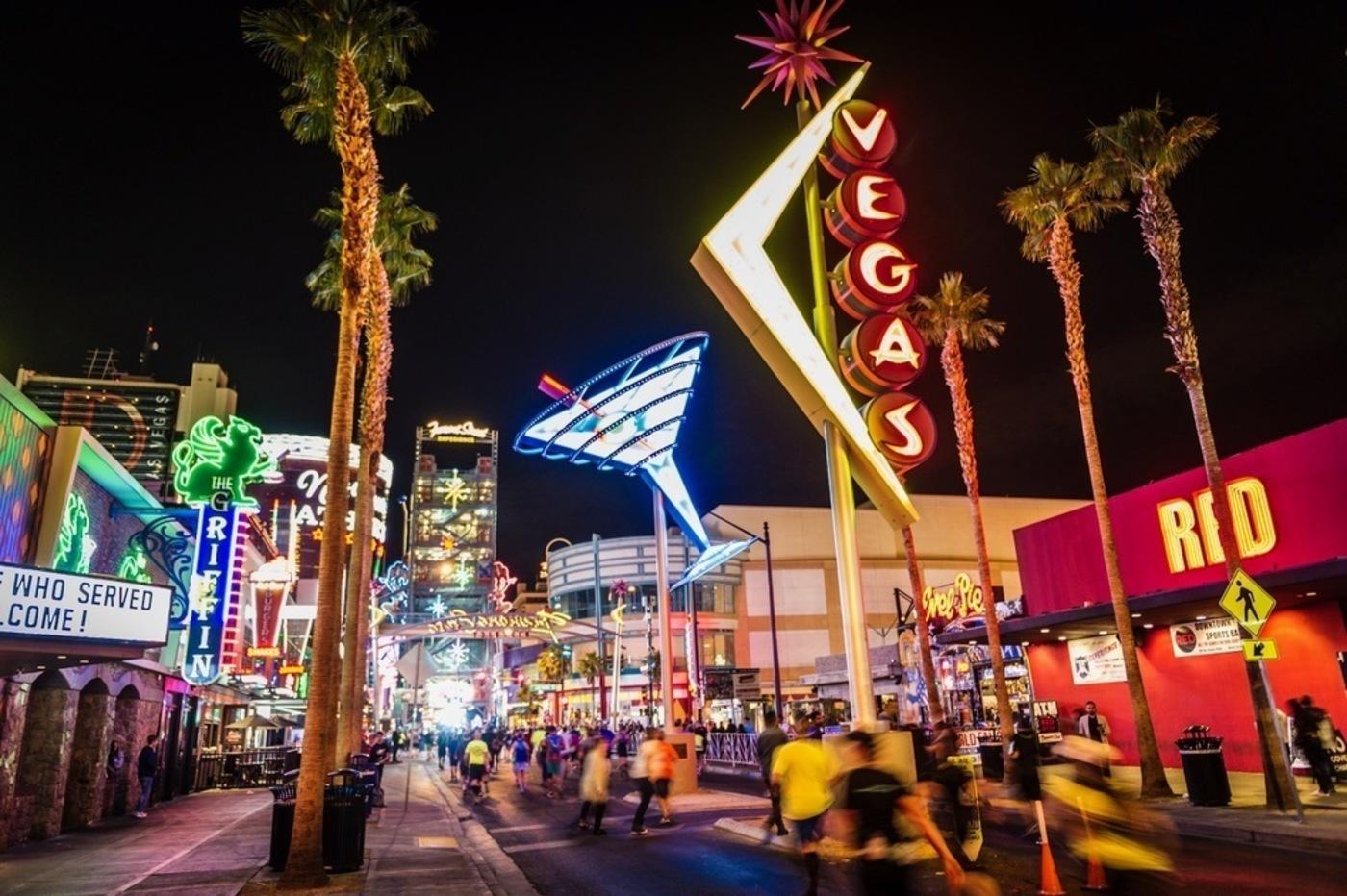Toyota Rock 'n' Roll Las Vegas Half Marathon