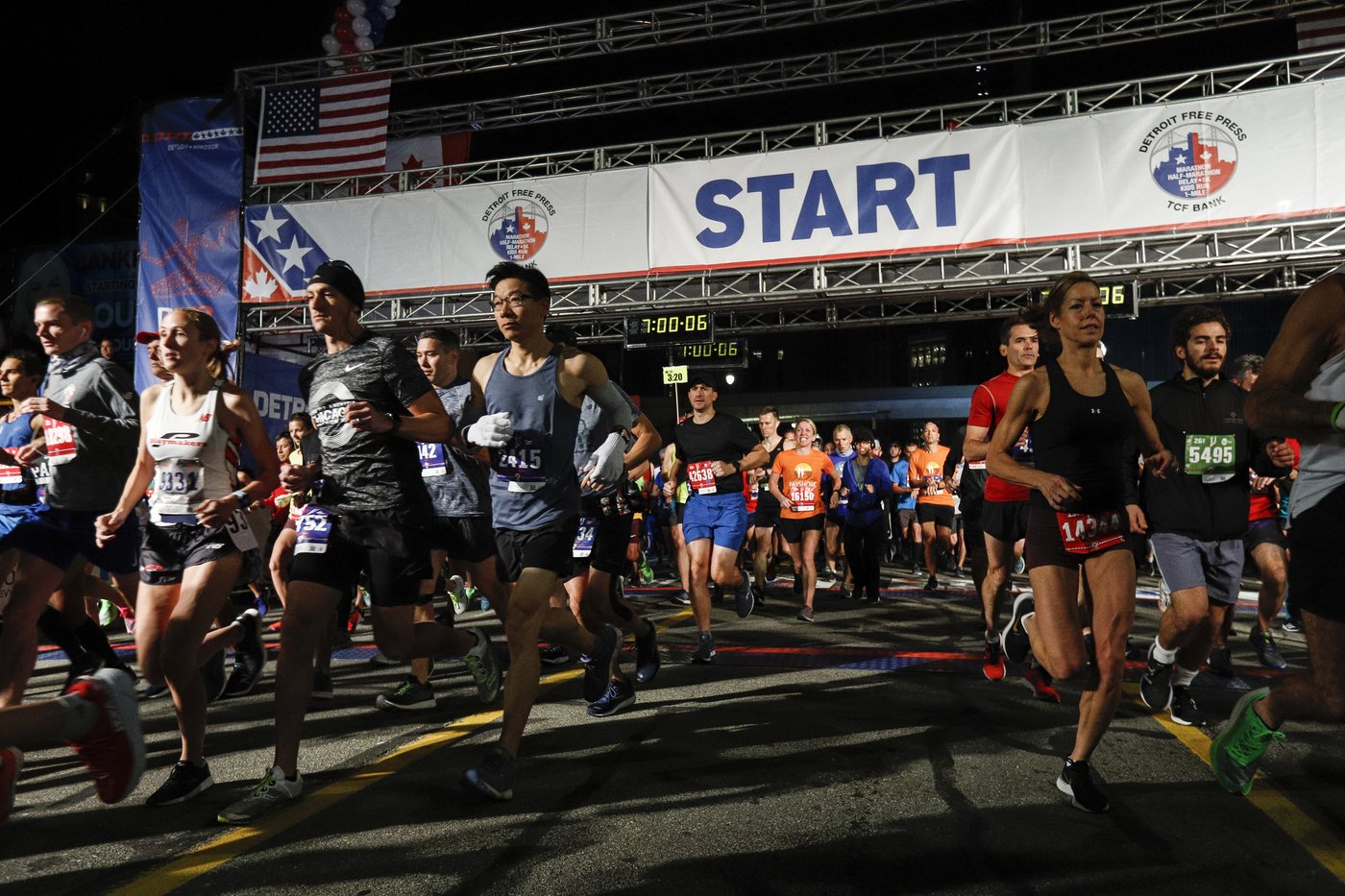 Detroit Free Press/TCF Bank Marathon