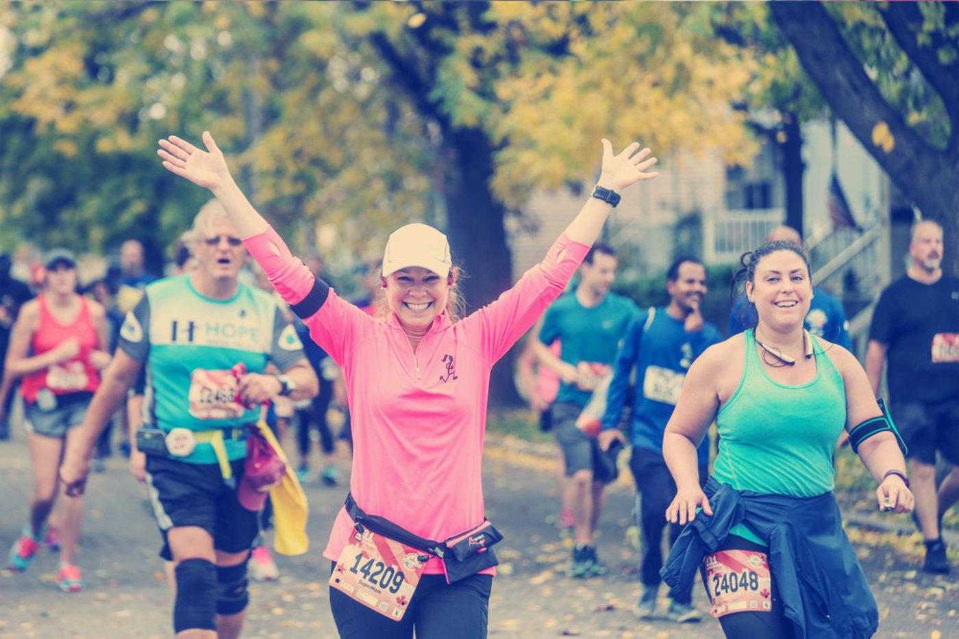 Detroit Free Press/Chemical Bank Half Marathon