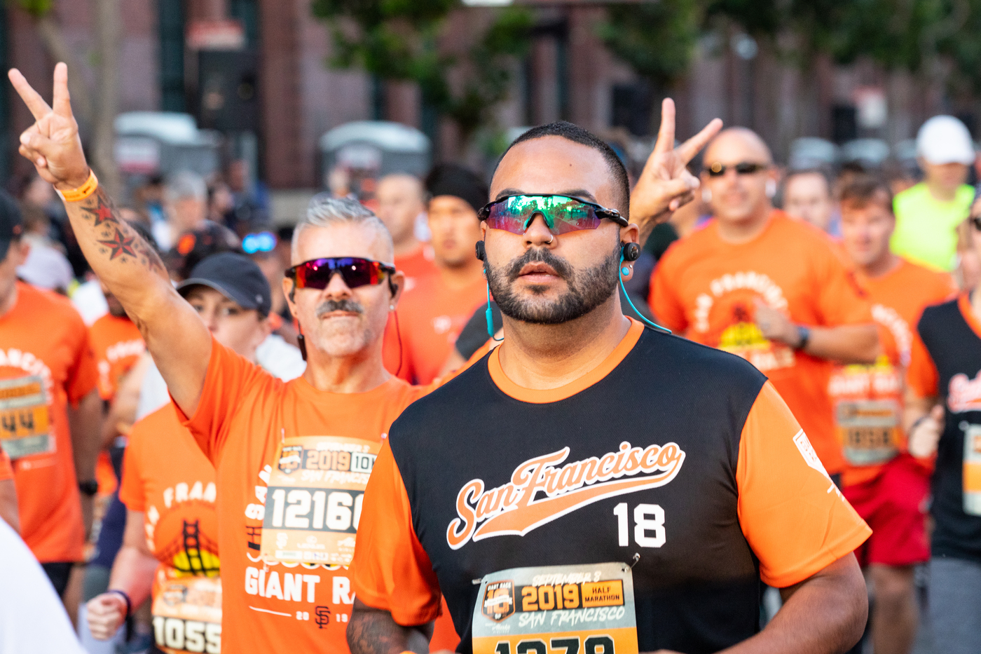 San Francisco Giant Race presented by Alaska Airlines