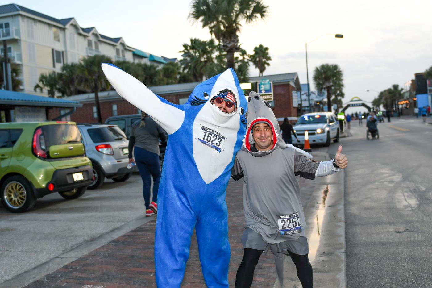 Shark Bite Half Marathon & 5K