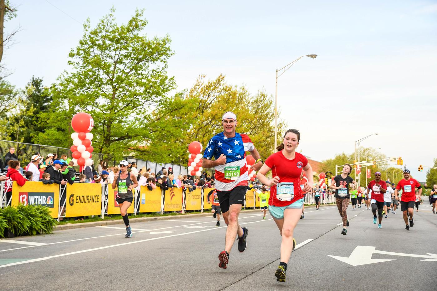 OneAmerica 500 Festival Mini-Marathon 5K