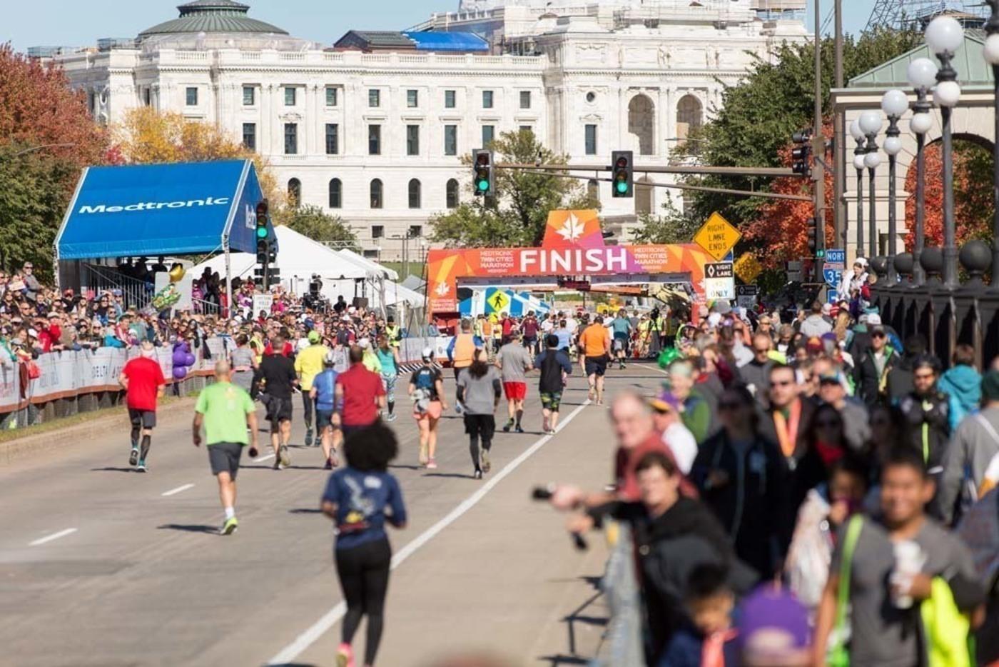 Medtronics Twin Cities Marathon