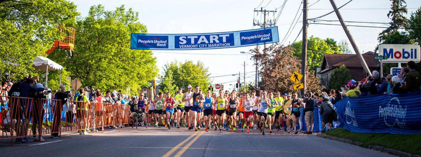 PUB Vermont City Marathon