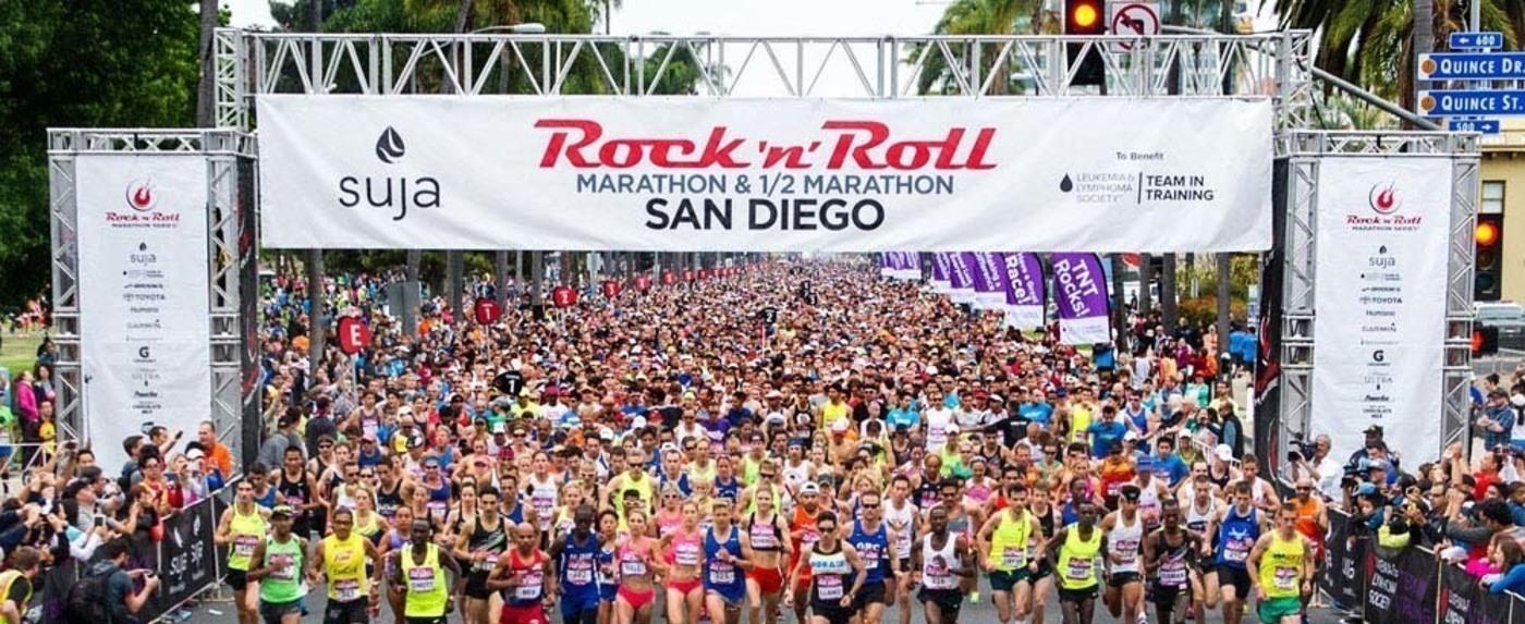 Rock 'n' Roll San Diego Half Marathon
