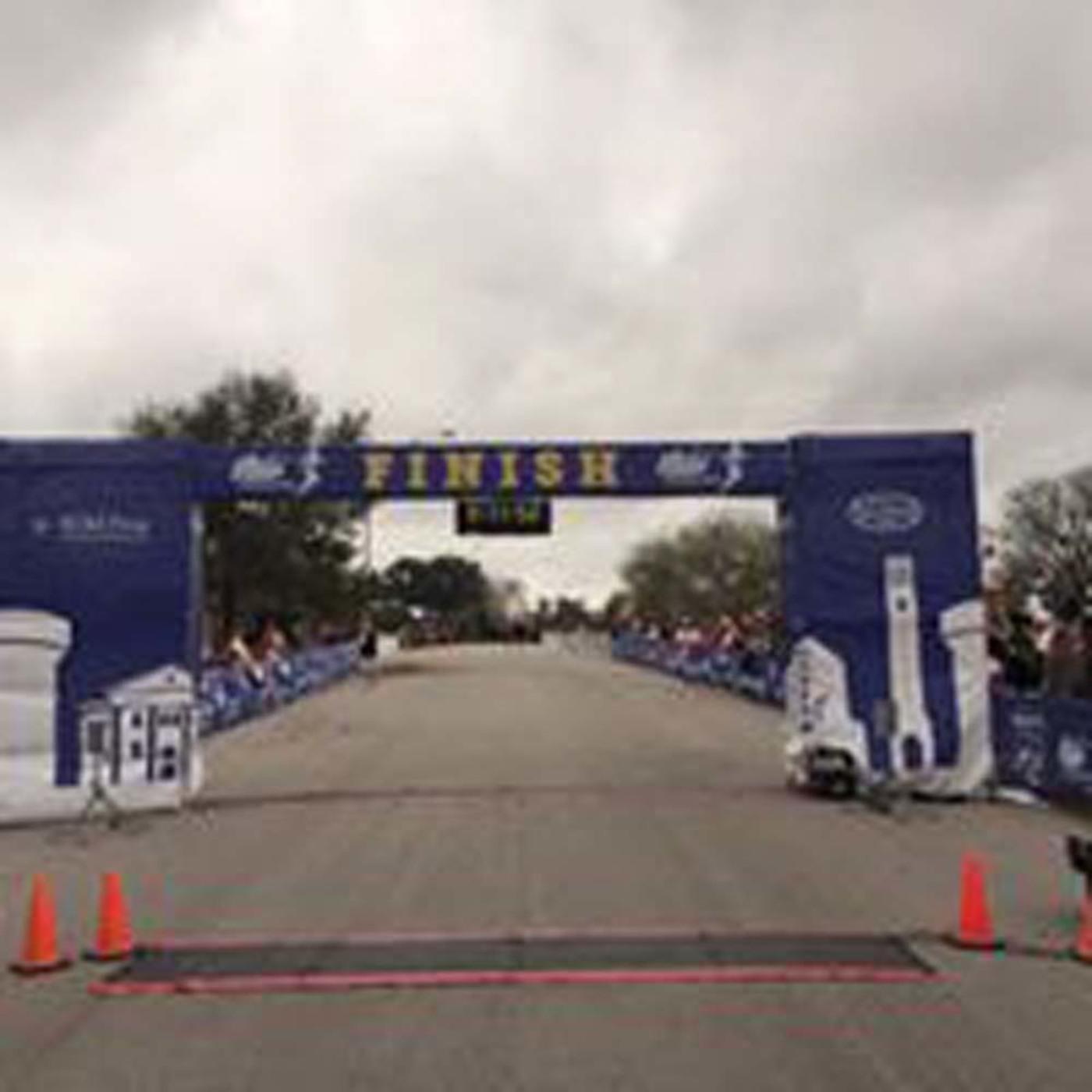 BCS Half Marathon