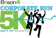 Beson4 Media Group Corporate Run 5K