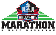 Pro Football Hall of Fame Marathon