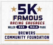 Brewers Famous Racing Sausage 5K