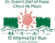 Dr Gann's Diet of Hope Cinco de Mayo 10K