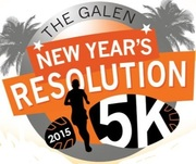 The Galen New Year's Resolution 5K