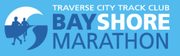 Traverse City Track Club Bayshore Marathon