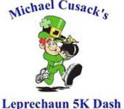 Michael Cusack Leprechaun Dash 5k