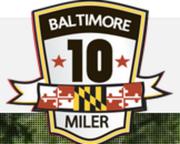 Baltimore 10 Miler