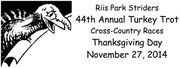 Riis Park Striders' Turkey Trot Dick King Championship