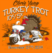 Chris Yung Memorial Turkey Trot 10/5K