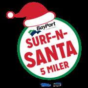 J&A Racing Surf-N-Santa 5 Miler