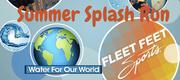 Fleet Feet Scottsdale Summer Splash Run