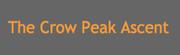 Crow Peak Ascent