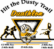 Hit the Dusty Trail Duathlon