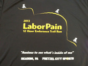 Labor Pains 12 Hour Trail Run