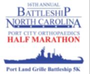 Battleship Half Marathon