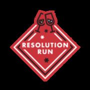 Atlanta Track Club Resolution Run