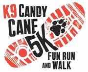 K9 Candy Cane 5K